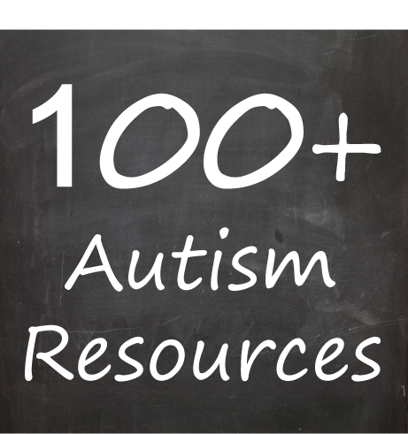 100 + Autism Resources