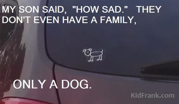 dogstickfamilylarger3kidfrankmeme