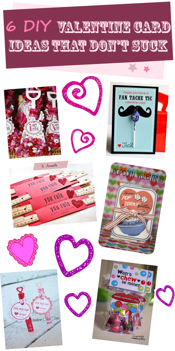 "diy valentine's day ""cards"" – rockin mom's world, Ideas"