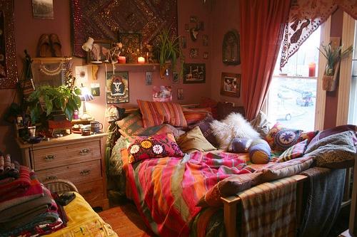 hippie-room