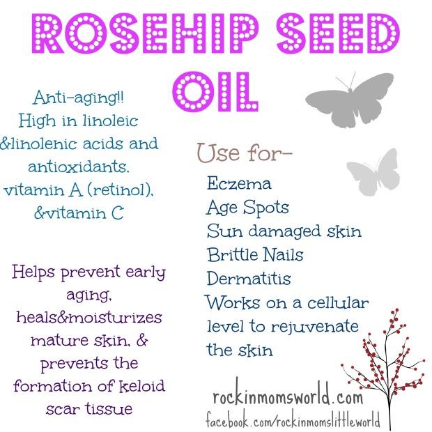 Rosehip Seed